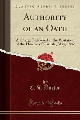 Authority of an Oath
