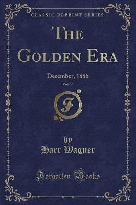 The Golden Era, Vol. 35