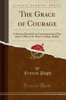 The Grace of Courage