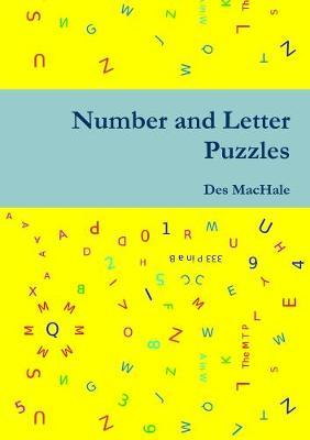 Number and Letter Puzzles