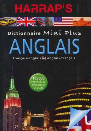 Harrap's Mini Plus English-French / Francais-Anglais Dictionary