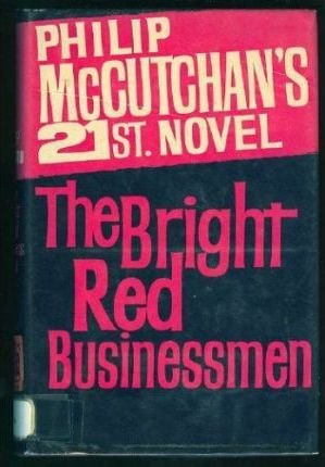 Bright Red Businessmen