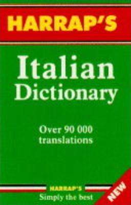 Harrap's Italian Dictionary