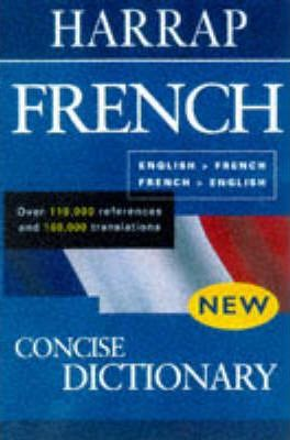 Harrap Concise French Dictionary