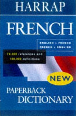 Harrap's Paperback French Dictionary