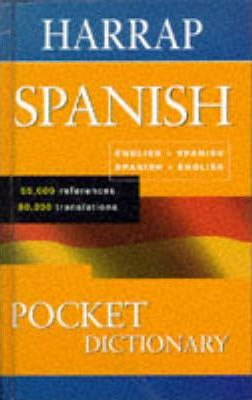 Harrap's Pocket Spanish Dictionary