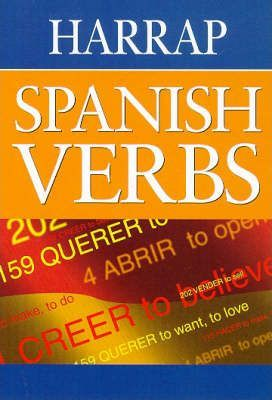 Harrap Spanish Verbs
