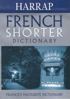 French Shorter Dictionary
