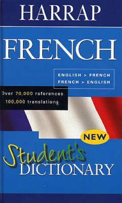 Harrap French Student's Dictionary