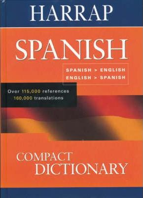 Spanish Compact Dictionary
