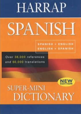 Harrap Super-mini Spanish Dictionary