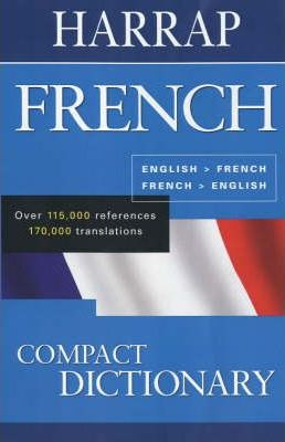Harrap French Compact Dictionary