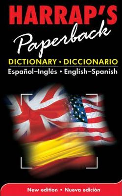 Spanish-English Paperback Dictionary