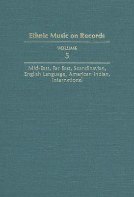 Ethnic Music on Records