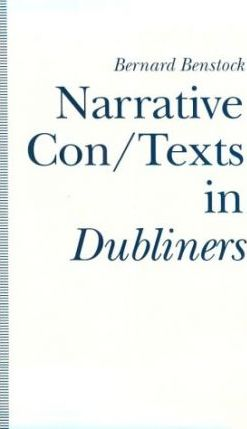 """Narrative Con/Texts in """"Dubliners"""""""