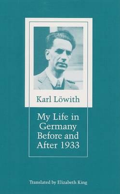 My Life in Germany before and after 1933