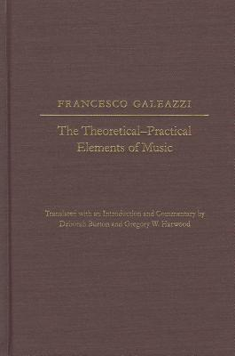 The The Theoretical-Practical Elements of Music, Parts III and IV