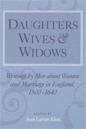 Daughters, Wives, and Widows