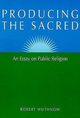 Producing the Sacred