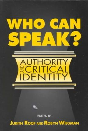 Who Can Speak?