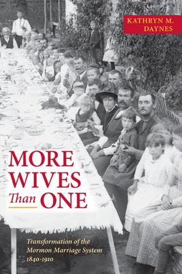 More Wives Than One Cover Image
