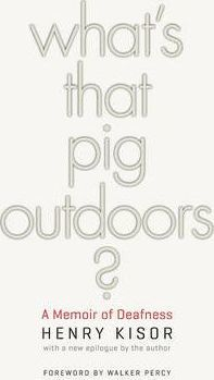 What's That Pig Outdoors?