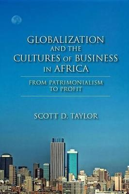 Globalization and the Cultures of Business in Africa Globalization and the Cultures of Business in Africa