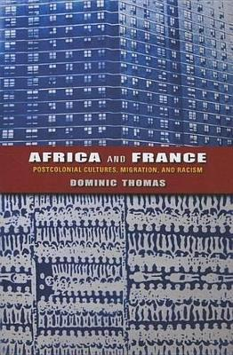 Africa and France Africa and France