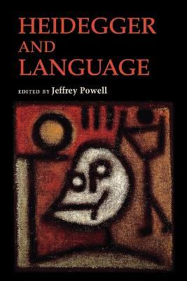 Heidegger and Language