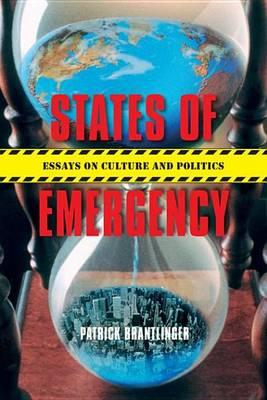 States of Emergency States of Emergency