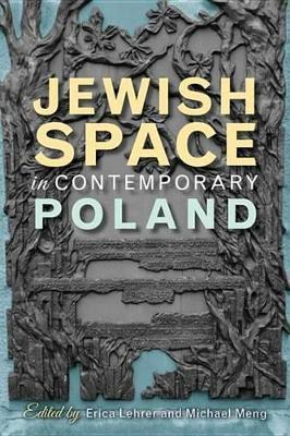 Jewish Space in Contemporary Poland Jewish Space in Contemporary Poland
