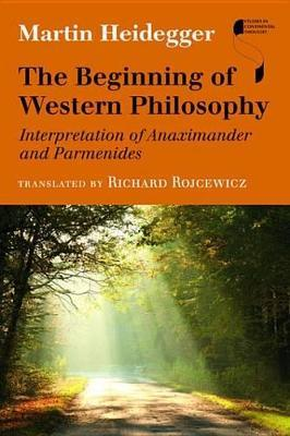 The Beginning of Western Philosophy the Beginning of Western Philosophy