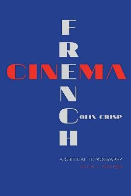 French Cinema-A Critical Filmography