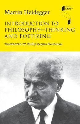 Introduction to Philosophy-Thinking and Poetizing