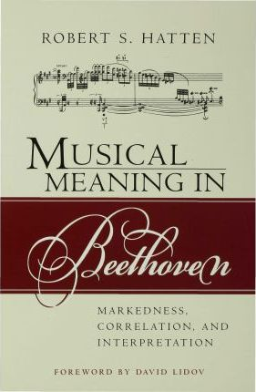Musical Meaning in Beethoven