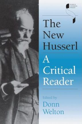 The New Husserl