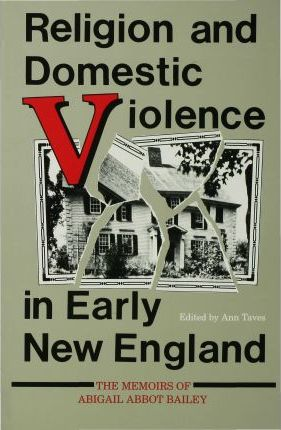 Religion and Domestic Violence in Early New England