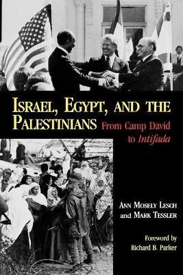 Israel, Egypt and the Palestinians