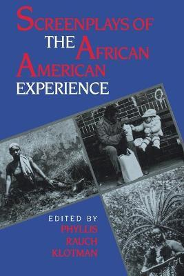 Screenplays of the African American Experience