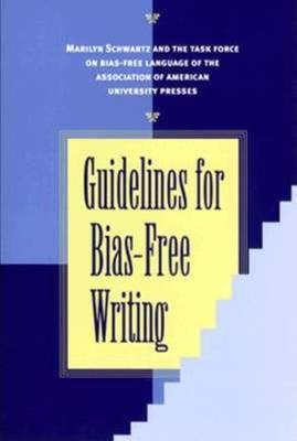 Guidelines for Bias-free Writing