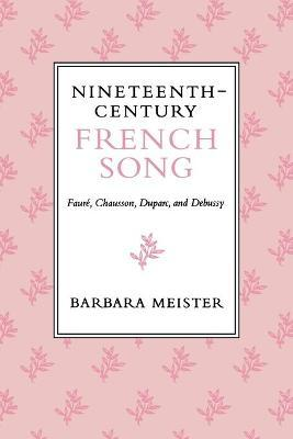 Nineteenth-Century French Song
