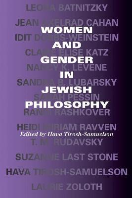 Women and Gender in Jewish Philosophy