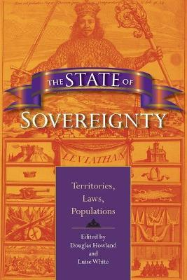 The State of Sovereignty
