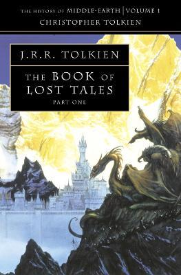 The Book of Lost Tales 1 Cover Image