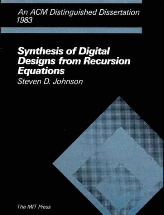 Synthesis of Digital Designs from Recursion Equations