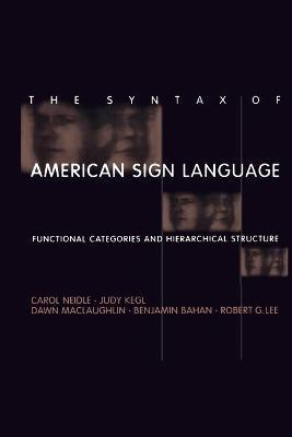 The Syntax of American Sign Language