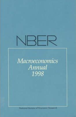 NBER Macroeconomics Annual 1998