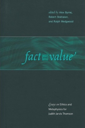 Fact and Value