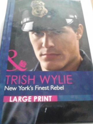New York's Finest Rebel Cover Image