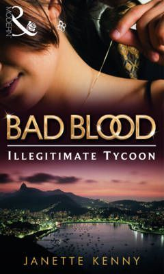 The Illegitimate Tycoon: Bad Blood Collection v. 6
